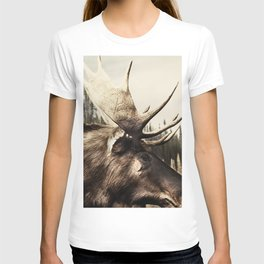 Tom Feiler Moose T-shirt