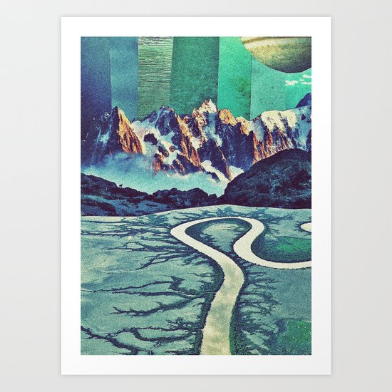 Surreal Art Print