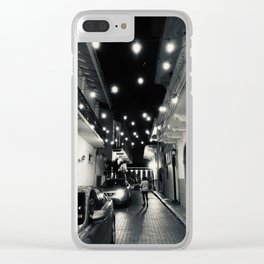 Casco Viejo Lights- Panama Clear iPhone Case