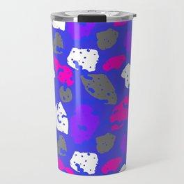 Color bright spot 1 Travel Mug