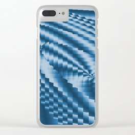 Breast stroke.... Clear iPhone Case