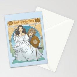 Labyrinthe Stationery Cards