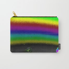 I Sang a Rainbow Carry-All Pouch