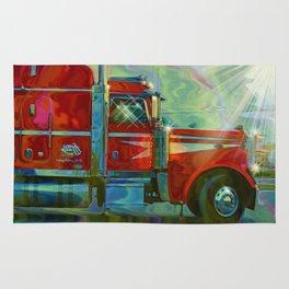 The Trucker Rug