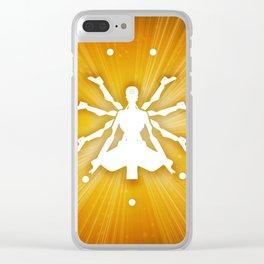 Zenyatta Transcendence Clear iPhone Case