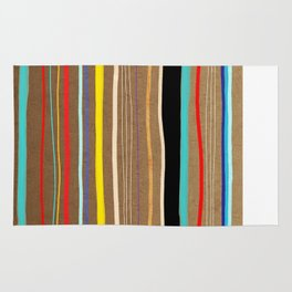 Abstract Art Colorful  Pattern Rug