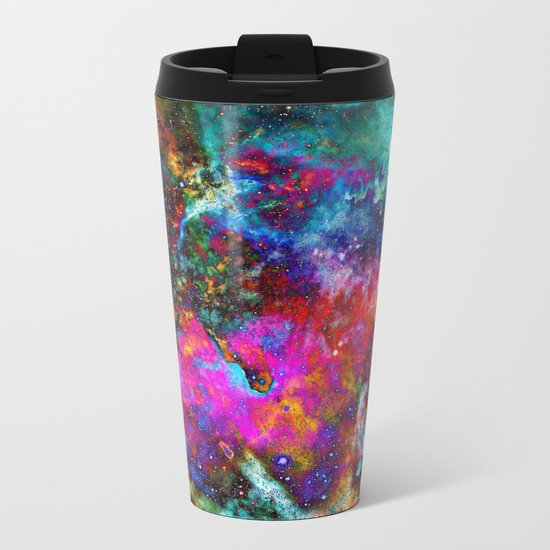 Everything is nothing 10 (therefore it was beautiful) Metal Travel Mug