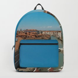 Venice Italy Backpack
