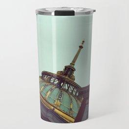 Antique Architecture Travel Mug
