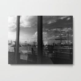 reflections IV Metal Print