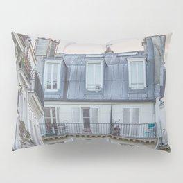 Paris Architecture Pillow Sham