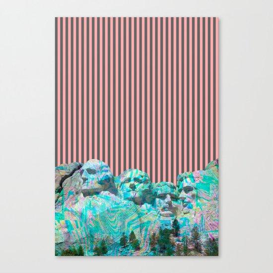 Empathic Monument Canvas Print