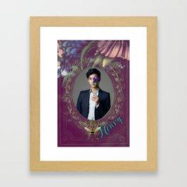 Henry Cheng1 Framed Art Print
