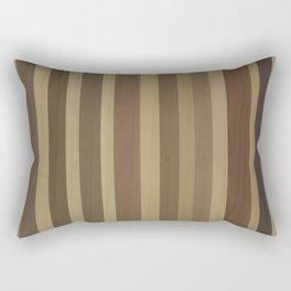 Wooden Planks Rectangular Pillow