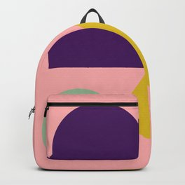 13  | 181117 Simple Geometry Shapes Backpack