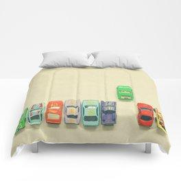 False Start Comforters