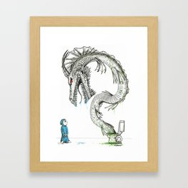 Level 2 Framed Art Print