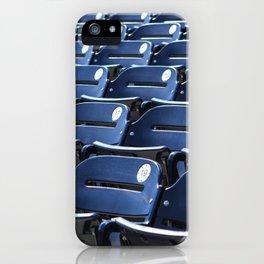 Play Ball! - Stadium Seats iPhone Case
