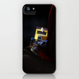 Severe bend iPhone Case