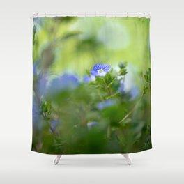 Flower Photography by Max Kleinen Shower Curtain