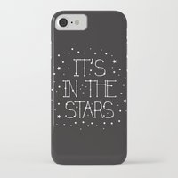 constellations iPhone & iPod Cases featuring Constellations  by Estaschia Cossadianos