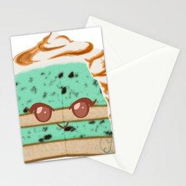 Desserts - Baked Alaska Stationery Cards