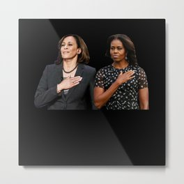 Harris Obama 2030 Metal Print