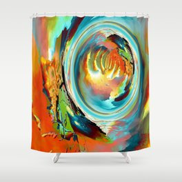 Southwestern Dream Shower Curtain