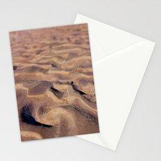 Desert Waves Stationery Cards