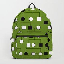 Pedigree Analysis - Autosomal Dominant Backpack