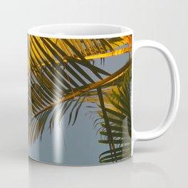 Morning Palms Coffee Mug