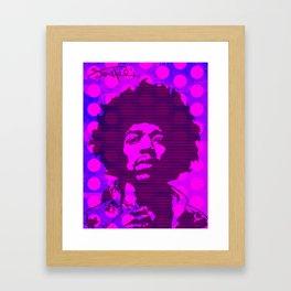 JIMI0302 Framed Art Print