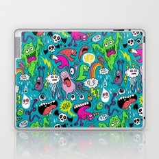 Monster Party Laptop & iPad Skin