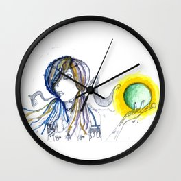 infinite being Wall Clock