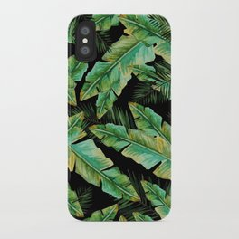 Lost In The Palms iPhone Case