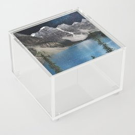 Midnight Moraine Acrylic Box