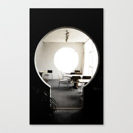 Ideas Canvas Print