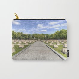 Russian War Graves Budapest Carry-All Pouch