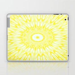The Sun : Kaleidoscope Mandala Laptop & iPad Skin