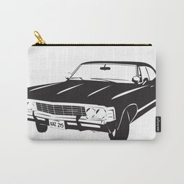 Supernatural Chevrolet Impala 67' Carry-All Pouch