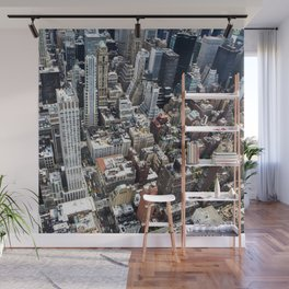 Built up Area Wall Mural