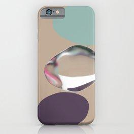 Color melts into shape [01] iPhone Case