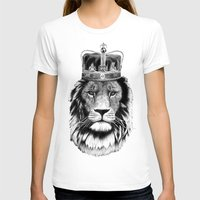 lion king T-shirts featuring Lion King by dalsdesign