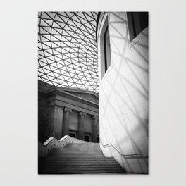 British Museum Canvas Print