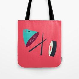 Sushi Fish Tote Bag