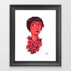 Wild X Free Framed Art Print