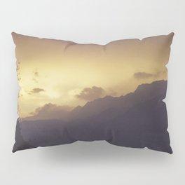 Sunrise in the Italian Alps Pillow Sham