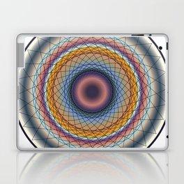 Mandala 4 Laptop & iPad Skin