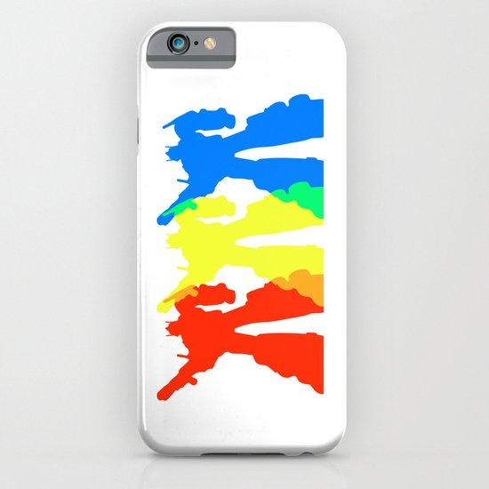 Optimus Prime Colors iPhone & iPod Case