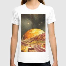 Golden coast T-shirt